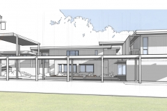 Front with Proposed Additions