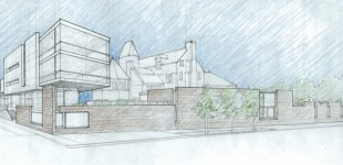 """WOBURN PUBLIC LIBRARY EXPANSION """"IDEAS"""" COMPETITION"""